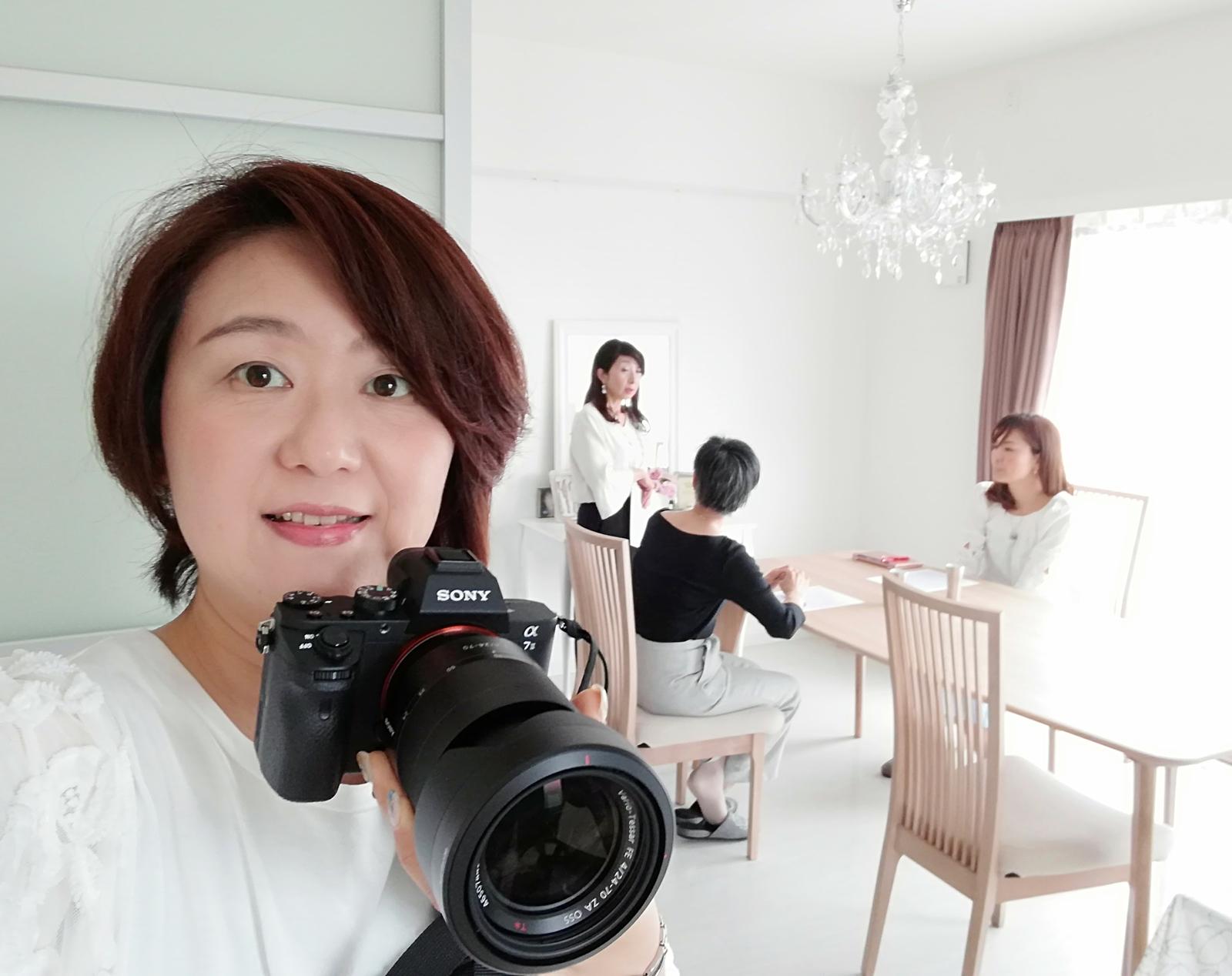 カメラマン ウェブ集客 ブロガー おひとり起業サポート