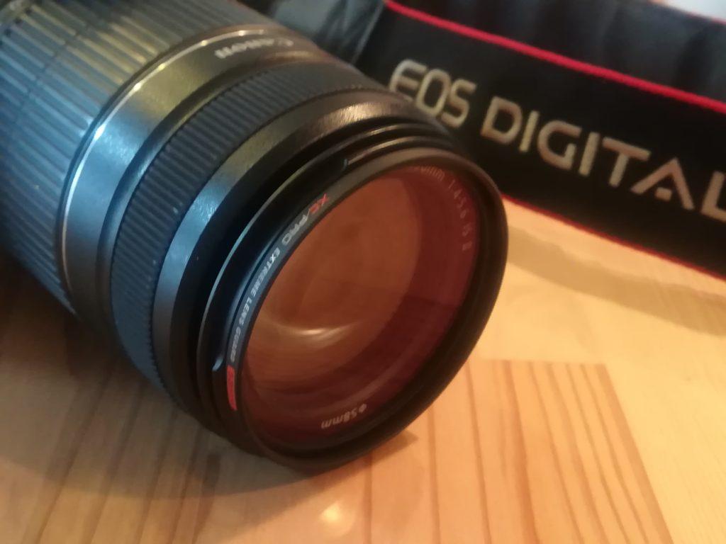 一眼カメラ レンズプロテクター