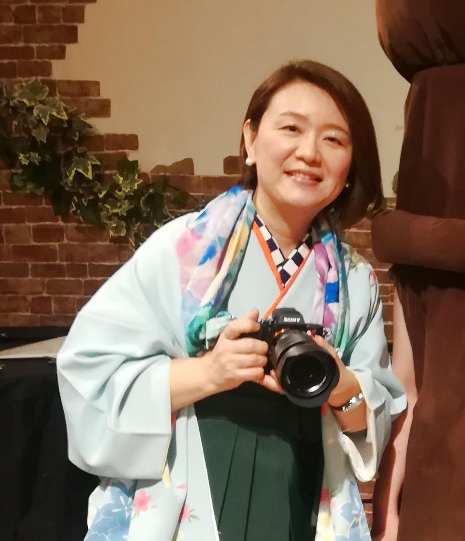 カメラマン 京本薫 撮影