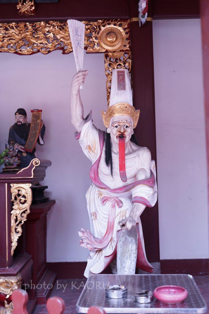 シンガポール ティアン・ホッケン寺院(天福宮)