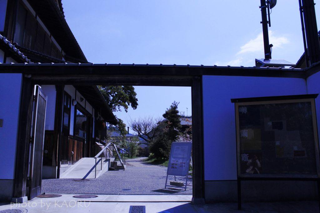奈良 鹿の舟