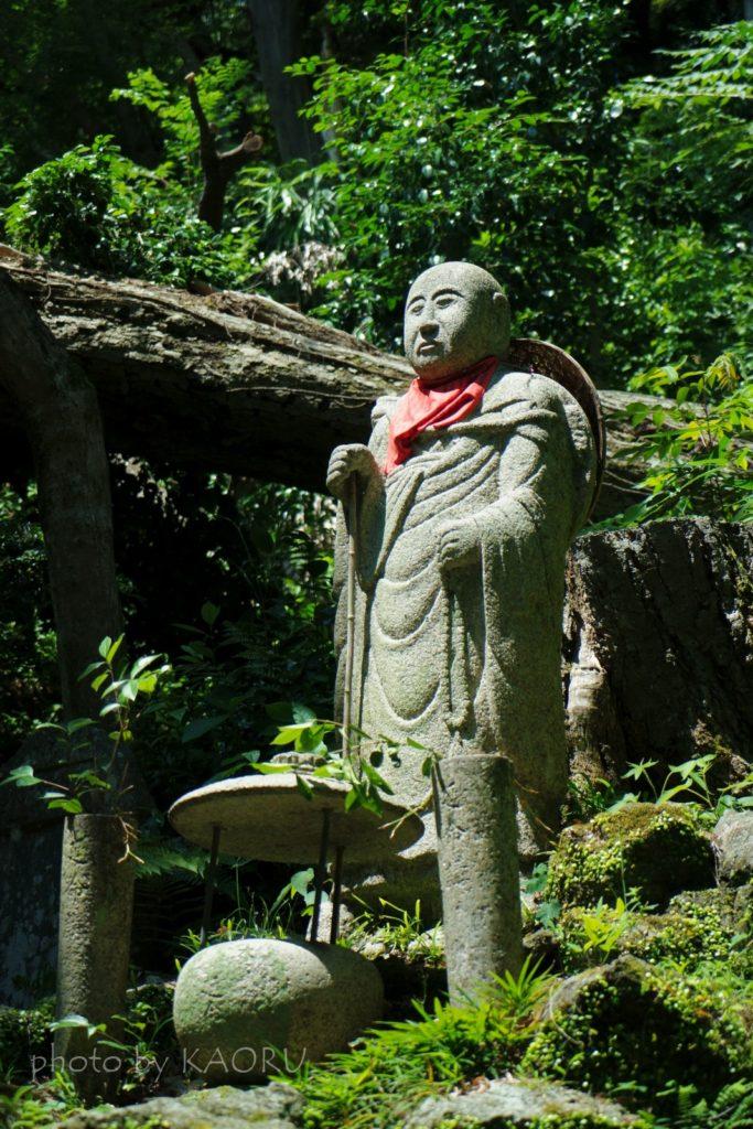 矢田寺 地蔵