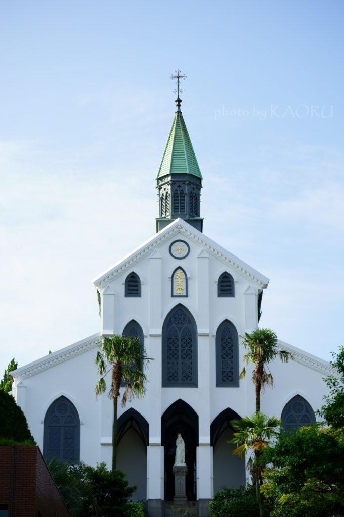 長崎 世界遺産 大浦天主堂