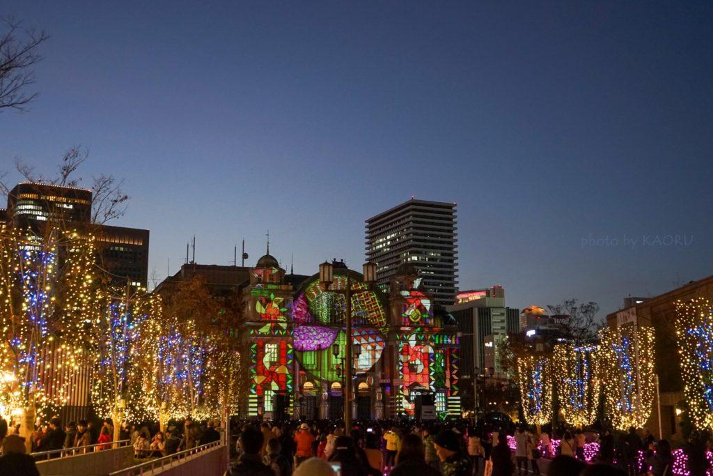 大阪イルミネーション 中央公会堂