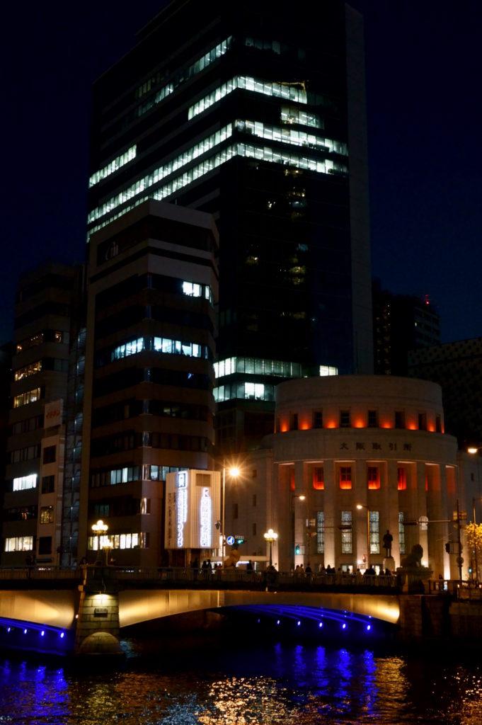 大阪イルミネーション 証券所