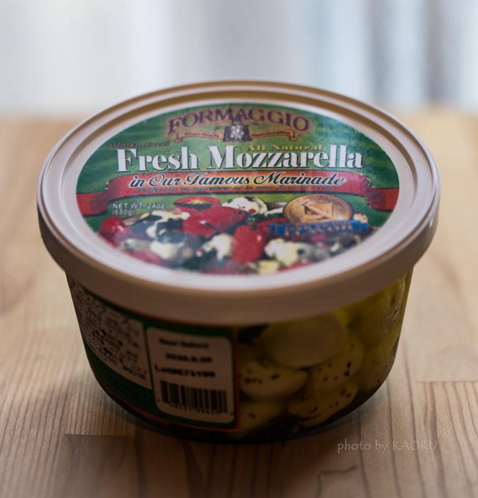 コストコ モッツァレラチーズ
