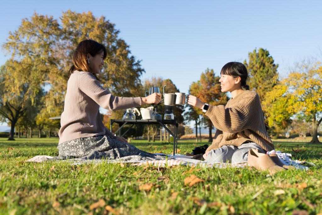 渡良瀬遊水地 ピクニック