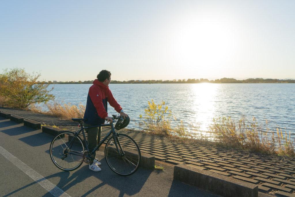 スタッフ サイクリング カゾリング