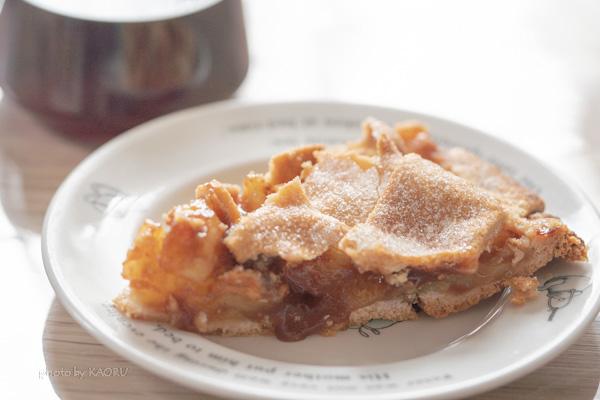 コストコ アップルパイ 実食